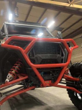 Polaris Rzr Xp Series Full Protection Front Bumper