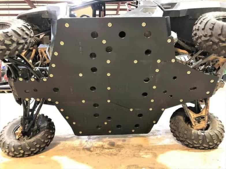 Polaris Ranger 1000 Skid Plates