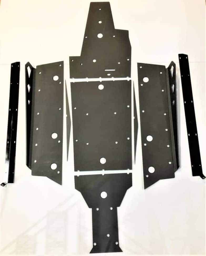 Can-am Maverick Trail & Sport Full Skid Plate