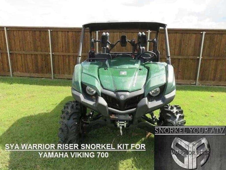 Yamaha Viking Snorkel Kit, Warrior Edition