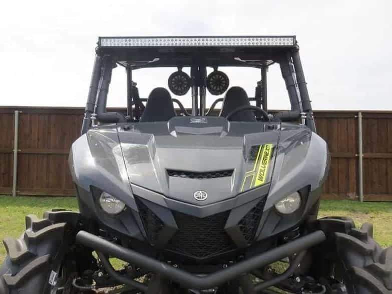 Yamaha Wolverine X2 Snorkel Kit, Warrior Edition