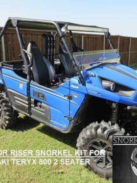 Kawasaki Teryx Snorkel Kit, Warrior Edition