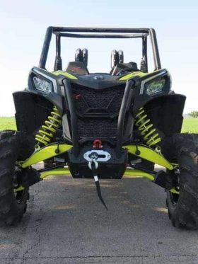 Can-am Maverick Sport X Mr Snorkel Extension Kit, Dual Intake Warrior Edition