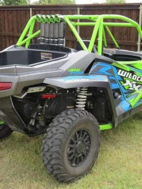 Textron/arctic Cat Wildcat Xx Snorkel Kit, Warrior Edition