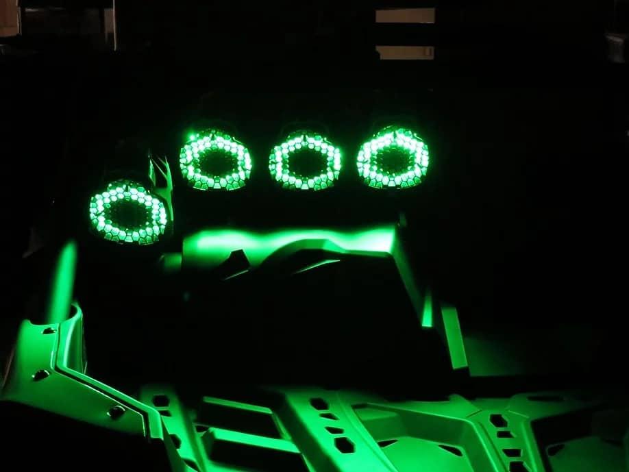 A Aa D Lights