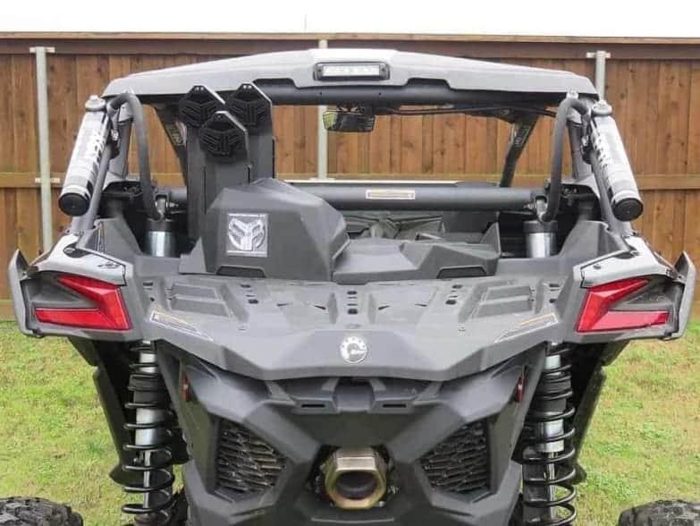 Can-am Maverick X3 Snorkel Kit, Turbo Warrior Edition