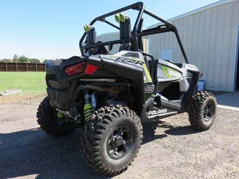 Polaris Rzr 900 Snorkel Kit, Dual 2″ Warrior Edition