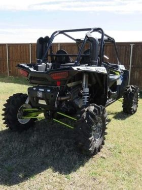 Polaris Rzr Xp 1000 Snorkel Kit, Warrior Edition