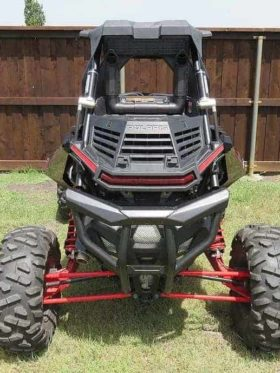 Polaris Rzr Rs1 Snorkel Kit, Warrior Edition