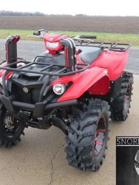 Yamaha Grizzly 700 Snorkel Kit, Warrior Edition