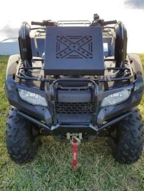 Honda Rancher Snorkel Kit, Warrior Edition