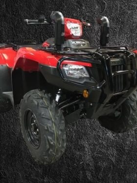 Honda Rubicon Snorkel Kit, Foreman Warrior Edition