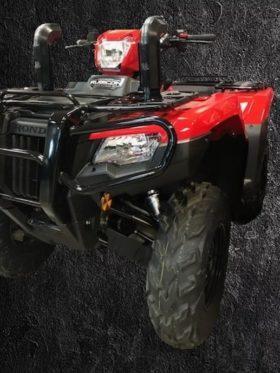 Honda Rubicon Snorkel Kit, Foreman Warrior Edition
