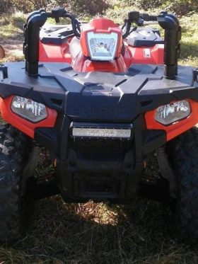 Polaris Sportsman Snorkel Kit, 450 + 570 Warrior Edition