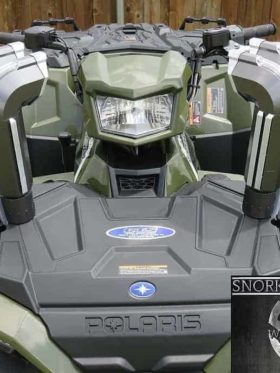 Polaris Sportsman Snorkel Kit, Warrior Edition