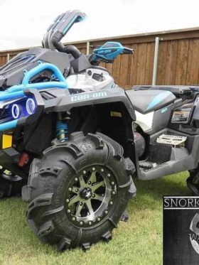 Can-am Outlander Xmr Snorkel Kit
