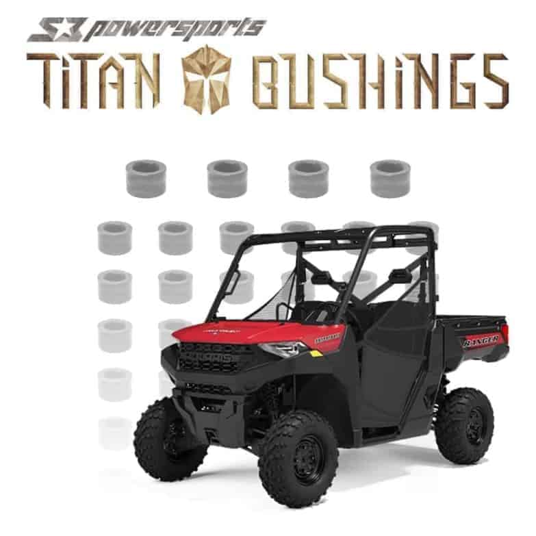 Polaris Ranger 1000 A-arm Bushing Kit