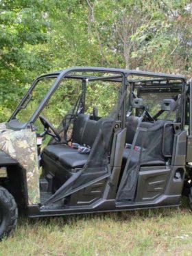 Polaris Ranger Rear Gear Rack