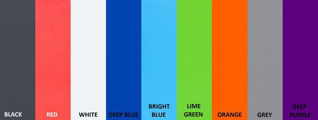 D B B Color Swatch Linup Names De A D Eb Eae A A X
