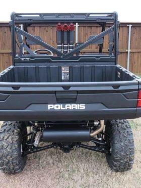 Polaris Ranger 1000 Snorkel Extension Kit, Warrior Edition