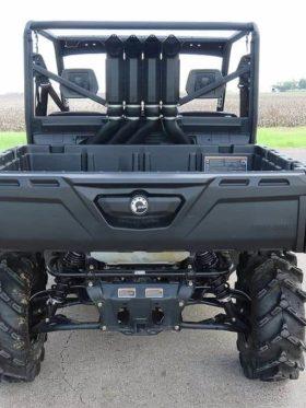 Can-am Defender Xmr Snorkel Extension Kit, Warrior Edition