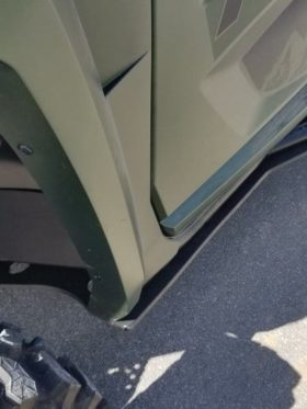 Yamaha Wolverine Rmax2 Skid Plate