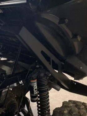 Yamaha Wolverine Rmax Rear Bumper