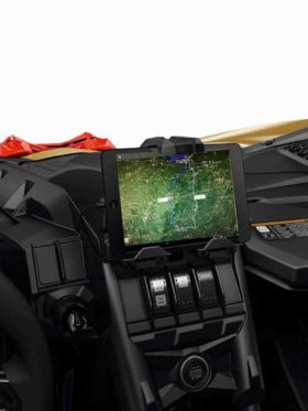 Can-am Maverick X3 Tablet Mount, Glove Box