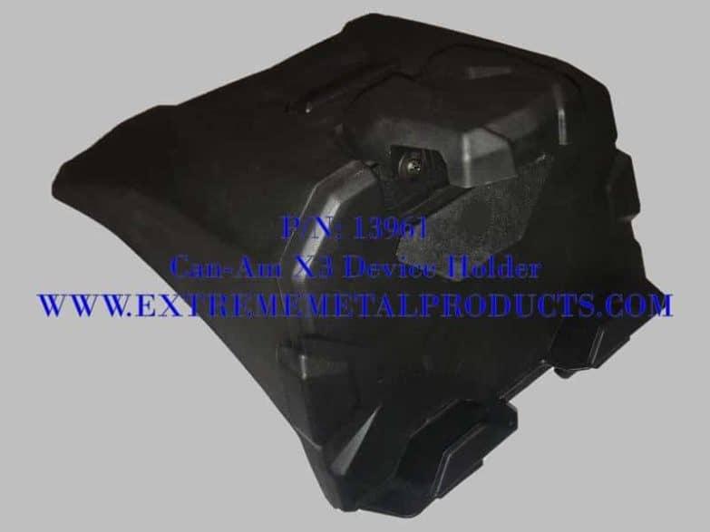 Can-am Maverick X3 Tablet Mount, Glove Box