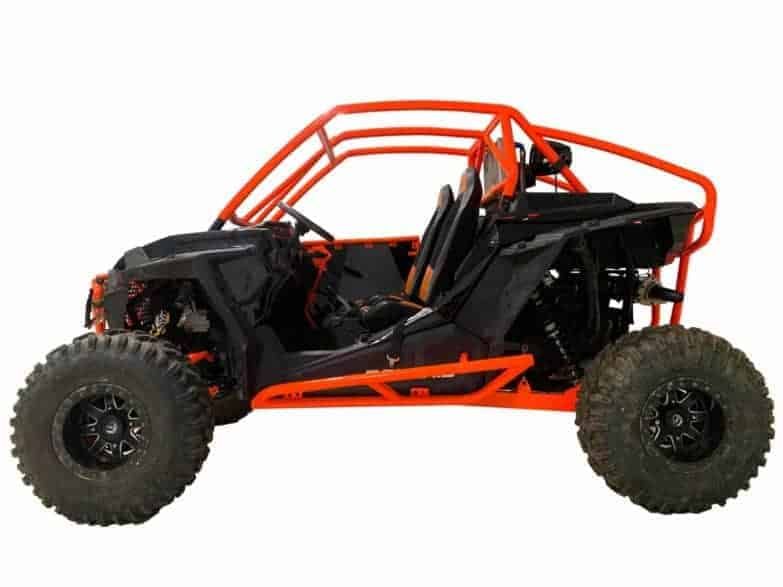 Polaris Rzr Xp Turbo S Tree Kickers, Nerf Bars