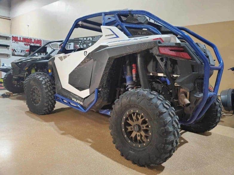 Polaris Rzr Pro Xp Tree Kickers, Nerf Bars
