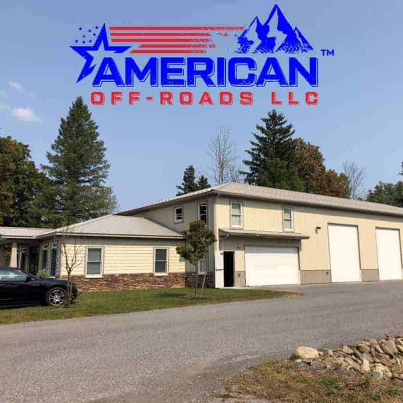 American Off-roads Is Expanding: Giving More Inventory, More Production And More Options To Its Customers.