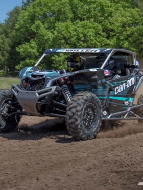 Can-am Maverick X3 Tree Kickers, Nerf Bars