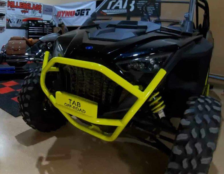 Polaris Rzr Pro Xp Front Bumper