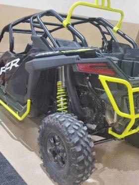 Polaris Rzr Pro Xp Rear Bumper
