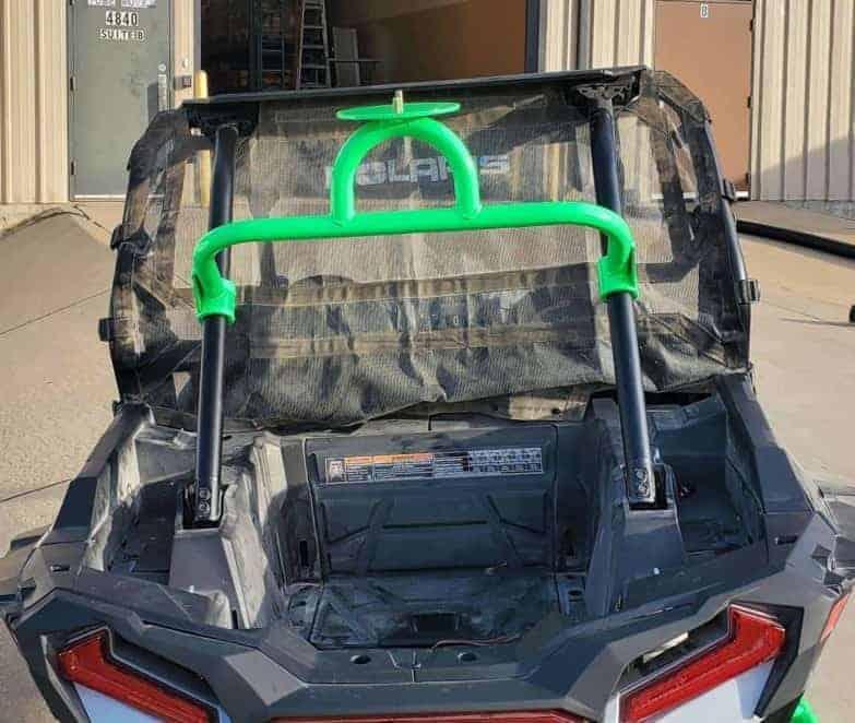 Polaris Rzr Xp Series Spare Tire Rack