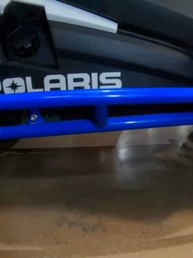 Polaris Rzr Tree Kickers, Nerf Bar Sliders