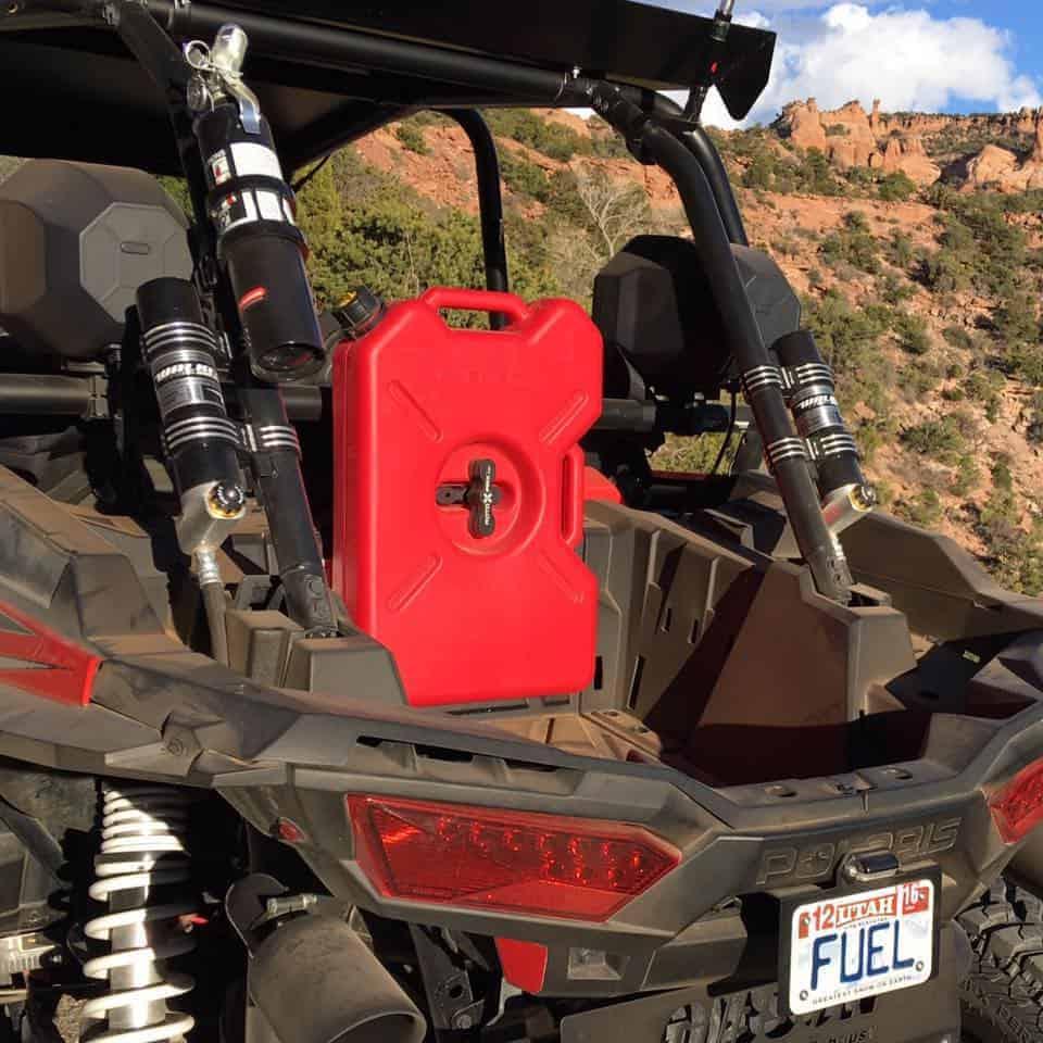 RotopaX UTV Fuelpax Install Video