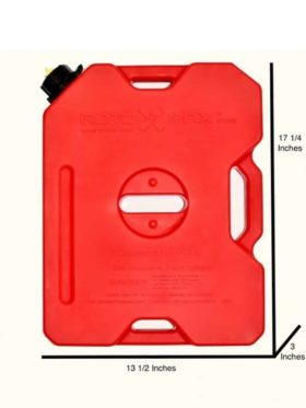 Utv, Atv Fuel Container, 2 Gallon