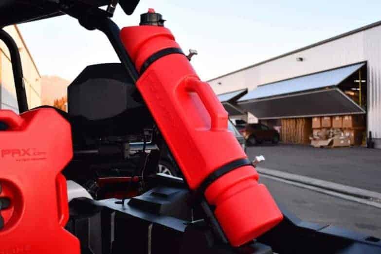 Utv Fuel Container, Universal Cage Mounts
