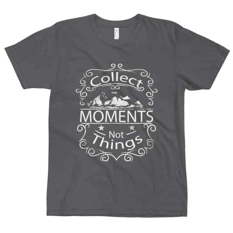 Go To The Mountains T-shirt