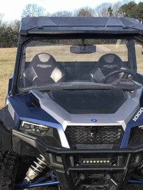 Polaris General Front Windshield