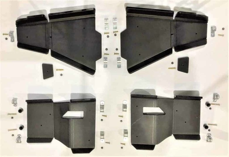 Polaris General Xp A-arm Guards Front And Rear
