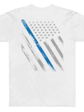 American Off-roads Thin Blue Line T-shirt