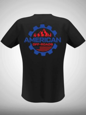 American Off-roads T-shirt