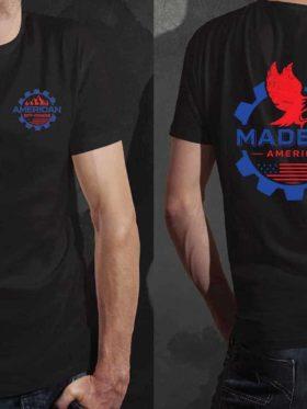 American Off-roads Made In America T-shirt