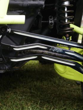 Can-am Maverick X3 Radius Rods, High Clearance Set
