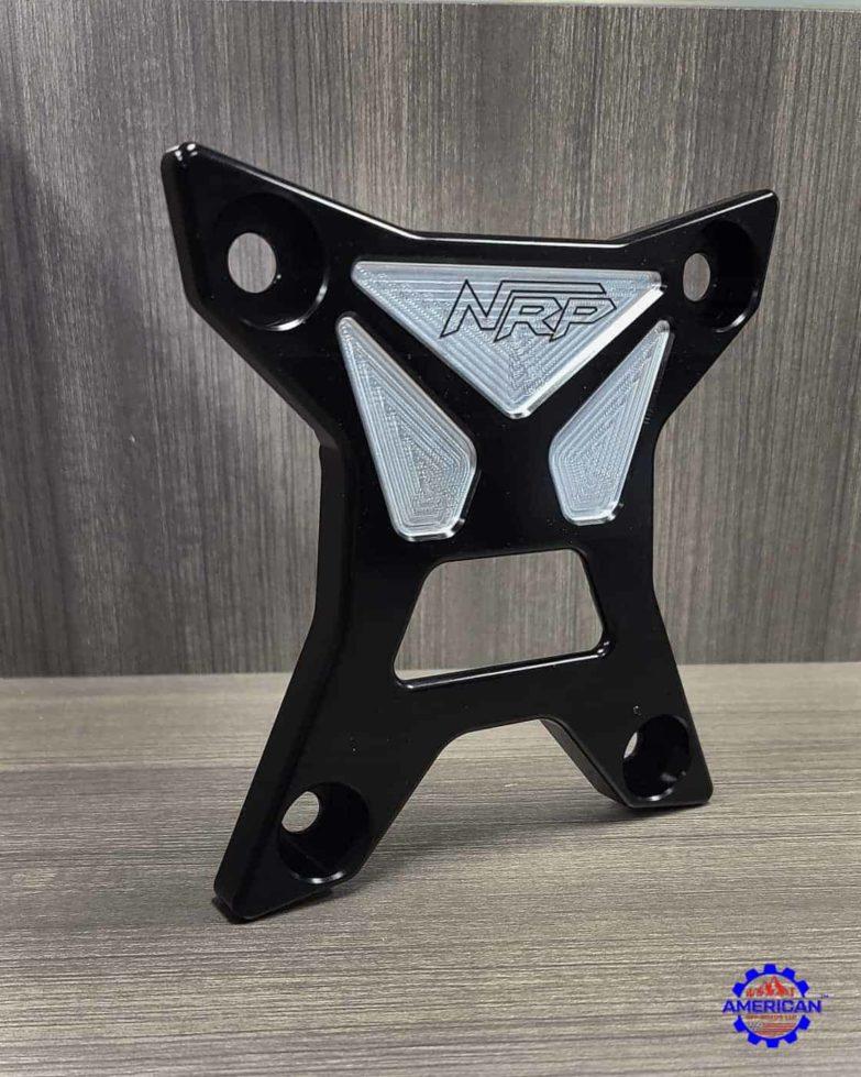 Polaris Rzr Xp Series Radius Rod Plate