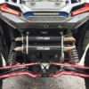 Polaris Rzr Xp Turbo Radius Rods, High Clearance Set