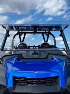 Polaris Rzr Xp Turbo S Rear Window, Dust Guard (copy)